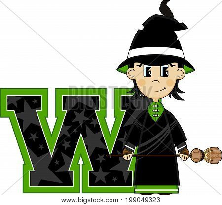W Is For Witch 2