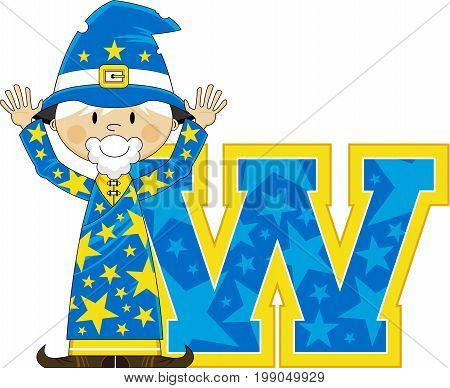 W Is For Wizard 3