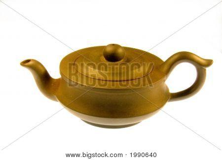 Small Chinese Teapot