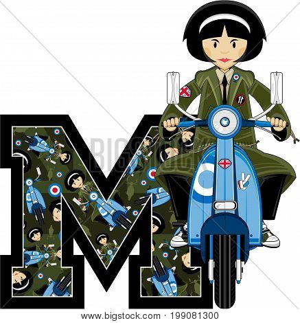 M Is For Mod 48