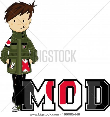 M Is For Mod 117