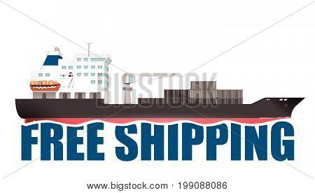 Ship - Free Shipping