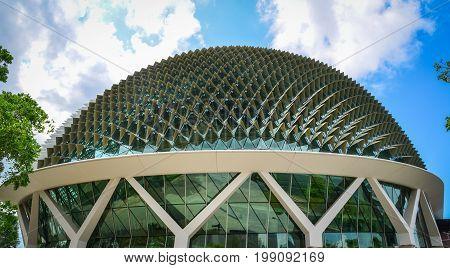 Esplanade Theatre Of Singapore