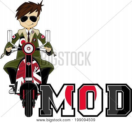 M Is For Mod 129