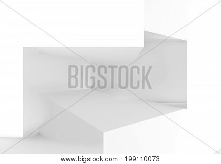 Abstract Digital Graphic Background 3 D Art