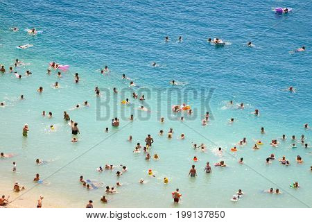 Beach In Neum