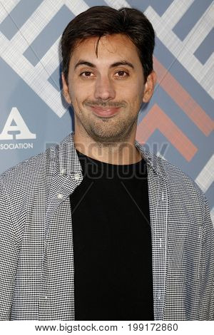 LOS ANGELES - AUG 8:  Jeremy Slater at the FOX TCA Summer 2017 Party at the Soho House on August 8, 2017 in West Hollywood, CA