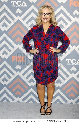 LOS ANGELES - AUG 8:  Rachael Harris at the FOX TCA Summer 2017 Party at the Soho House on August 8, 2017 in West Hollywood, CA