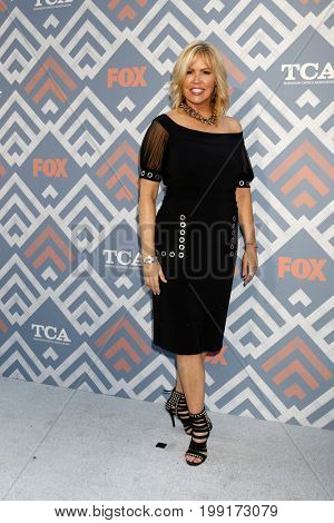 LOS ANGELES - AUG 8:  Mary Murphy at the FOX TCA Summer 2017 Party at the Soho House on August 8, 2017 in West Hollywood, CA