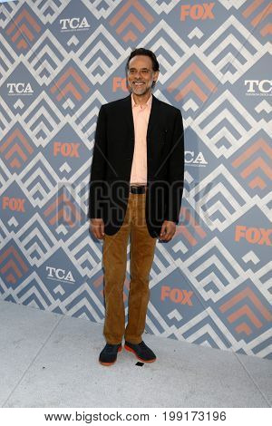 LOS ANGELES - AUG 8:  Alexander Siddig at the FOX TCA Summer 2017 Party at the Soho House on August 8, 2017 in West Hollywood, CA