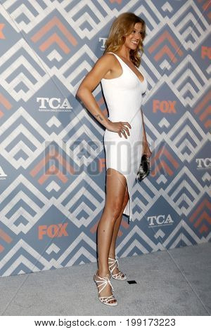 LOS ANGELES - AUG 8:  Adrianne Palicki at the FOX TCA Summer 2017 Party at the Soho House on August 8, 2017 in West Hollywood, CA