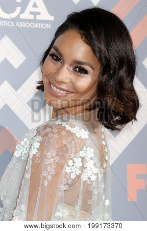LOS ANGELES - AUG 8:  Vanessa Hudgens at the FOX TCA Summer 2017 Party at the Soho House on August 8, 2017 in West Hollywood, CA