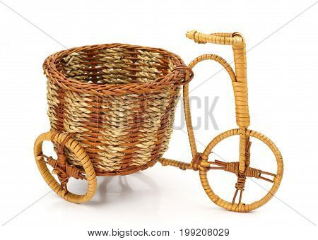 Decorative bicycle image beautifu handmade decor design