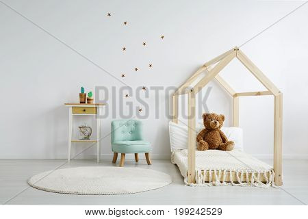 Decorated Kid's Room