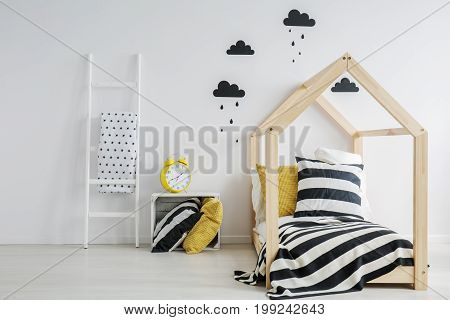 Stylish, Modern Child's Bedroom