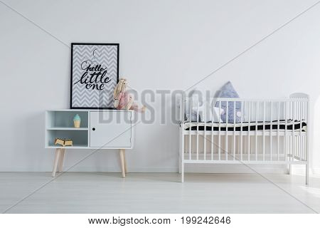 Cozy Baby's Room Interior