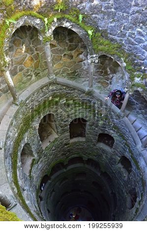 Quinta Da Regaleira, The Well