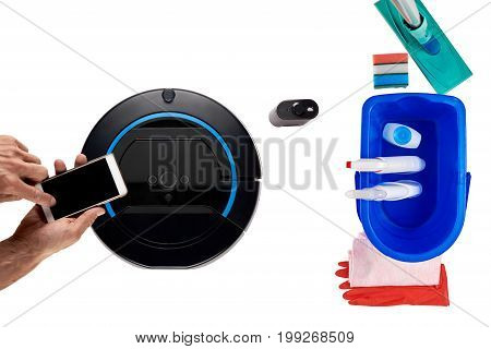 Modern Cleaning Equipment