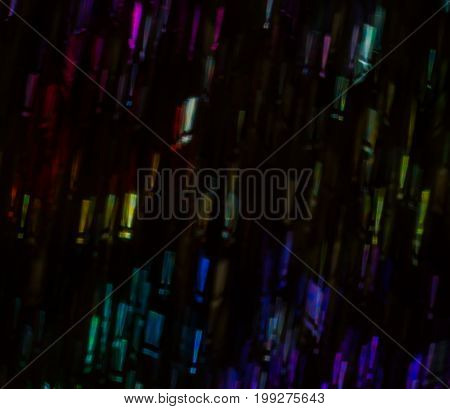 Beautiful Background With Different Colored Exclamation Mark, Abstract Background, Exclamation Mark