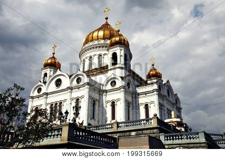 The idea of building the Church was first floated in December, 1812, by General P. A. by Kikinis, very close to Emperor Alexander I, in a letter to adherents of ancient traditions of Admiral A. S. Shishkov.