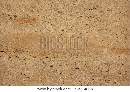 Texture of polish soft stone