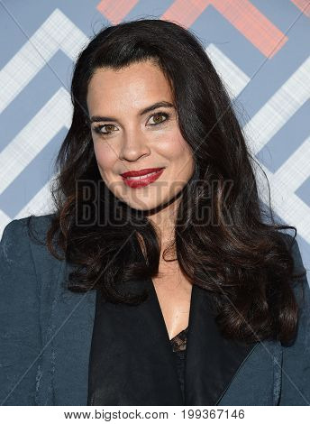 LOS ANGELES - AUG 08:  Zuleikha Robinson arrives for the FOX TCA Summer Press Tour 2017 on August 8, 2017 in West Hollywood, CA