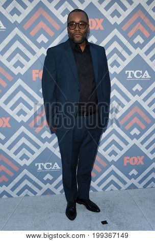 LOS ANGELES - AUG 08:  Lee Daniels arrives for the FOX TCA Summer Press Tour 2017 on August 8, 2017 in West Hollywood, CA