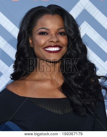 LOS ANGELES - AUG 08:  Keesha Sharp arrives for the FOX TCA Summer Press Tour 2017 on August 8, 2017 in West Hollywood, CA