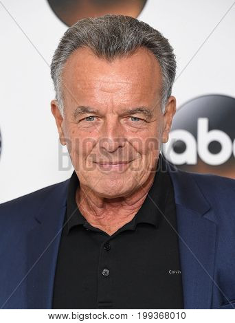 LOS ANGELES - AUG 06:  Ray Wise arrives for the ABC TCA Summer Press Tour 2017 on August 6, 2017 in Beverly Hills, CA