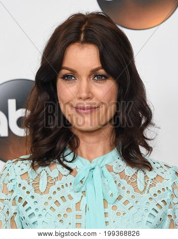 LOS ANGELES - AUG 06:  Bellamy Young arrives for the ABC TCA Summer Press Tour 2017 on August 6, 2017 in Beverly Hills, CA