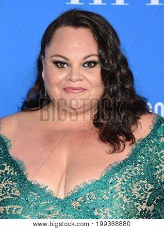 LOS ANGELES - AUG 02:  Keala Settle arrives for the HFPA's Grants Banquet on August 2, 2017 in Beverly Hills, CA