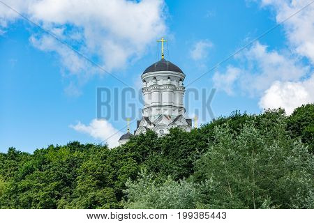 Church Of The Beheading Of John The Forerunner, Moscow, Russia