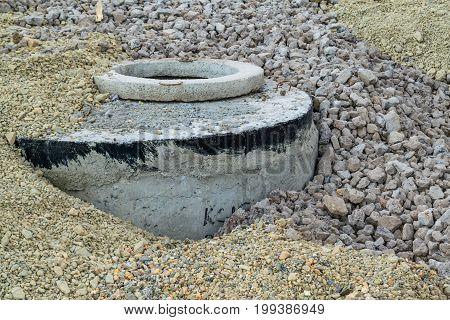 Concrete Water Wells