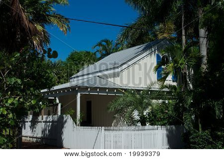 Bungalow Home in Key West