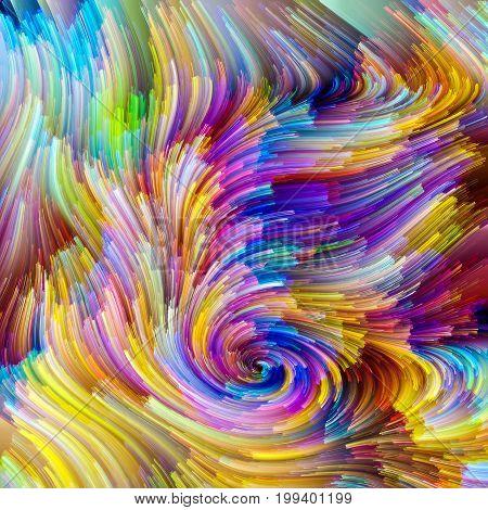 Virtual Painter Palette