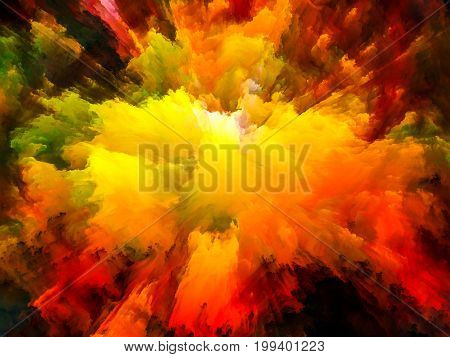 Quickening Of Colors