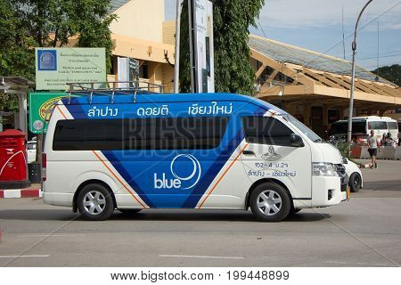 Van Of Blue9  Company