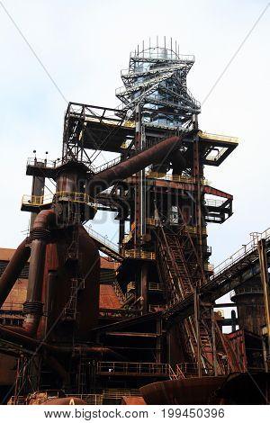 Vitkovice Steel Tower