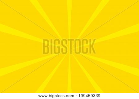 Rays, beams, burst design element. Geometric design to create trendy backgrounds, layouts in comic style, retro, vintage backdrops. Circular, radial abstract background. Rectangular pattern