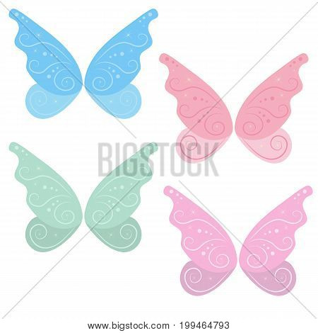 Collection Of Fairy Wings