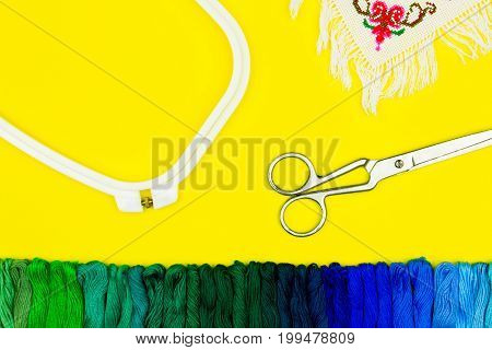 Sewing And Embroidery Workshop / Workplace