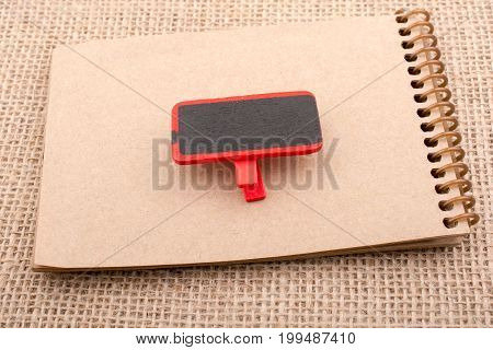 Mini Size Wooden  Notice Board