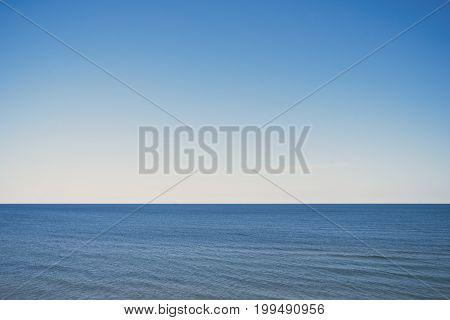 Calm Morning Seascape