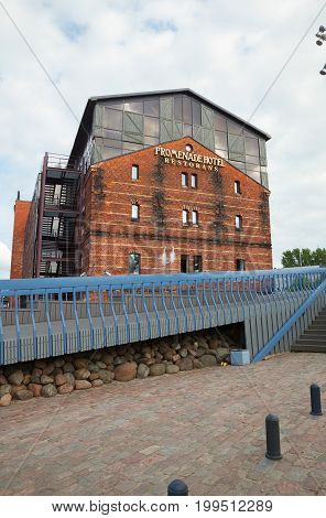 Promenade Hotel In Liepaja