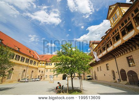 University Of Tubingen, Baden-wurttemberg, Germany