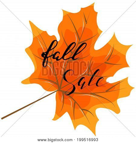 fall hello hand lettering quotes.Modern motivation calligraphy typography for the poster invitations greeting cards.Vector design lettering