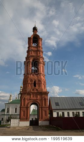 Religious building Russian church Vladimir Russia May 2017