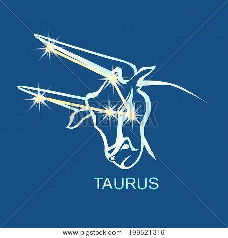 Light Symbol Of Taurus