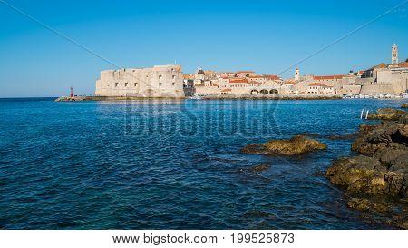 Dubrovnik Old Town, Dalmatia, Croatia
