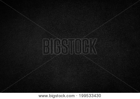 Black leather texture background, Leather texture background.